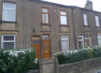 Thumbnail 3 bedroom terraced house to rent in Lea Street, Lindley, Huddersfield, West Yorkshire