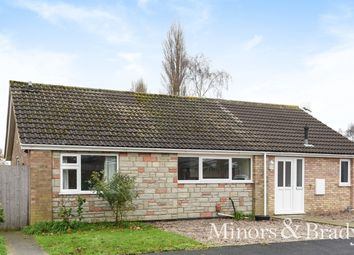 Thumbnail 4 bed detached bungalow for sale in Acacia Avenue, Martham, Great Yarmouth