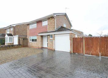Thumbnail 4 bedroom detached house to rent in Cherry Wood, Penwortham, Preston