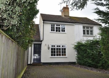 Thumbnail 2 bed cottage to rent in Thorndown Lane, Windlesham