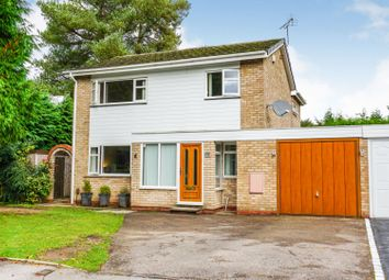 Thumbnail 4 bed detached house for sale in Beauchamp Road, Solihull