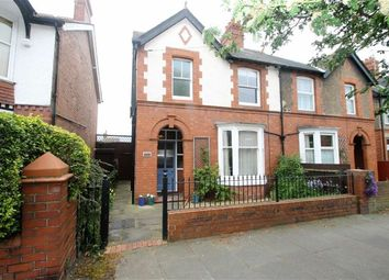 Thumbnail 4 bed semi-detached house for sale in Copthorne Road, Shrewsbury