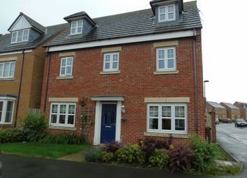 Thumbnail 4 bed detached house for sale in Earlsmeadow, Shiremoor, Newcastle Upon Tyne