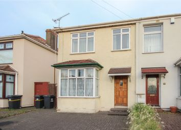 Thumbnail 3 bed semi-detached house for sale in Charlton Road, Kingswood, Bristol