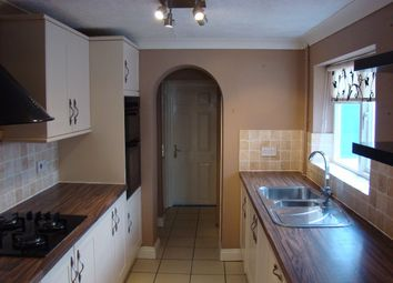 Thumbnail 3 bed terraced house to rent in Cannon Street, Wisbech