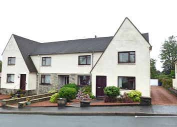Thumbnail 2 bed flat for sale in Newark Avenue, Greenock