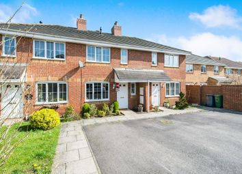 Thumbnail 3 bed terraced house for sale in Wentworth Crescent, Beggarwood, Basingstoke