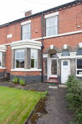 Thumbnail 4 bed terraced house for sale in Keele Road, Newcastle-Under-Lyme