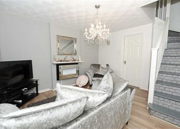 Thumbnail 2 bed terraced house for sale in Brambleside Court, Kettering