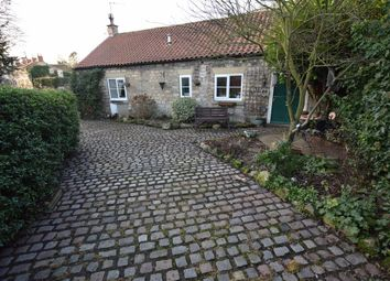 Thumbnail 2 bedroom bungalow for sale in The Old Shire Stable, Main Street, Amotherby, Malton