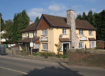 Thumbnail Pub/bar for sale in Newton St. Cyres, Exeter