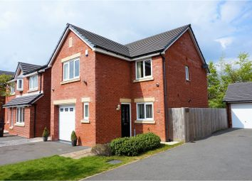 Thumbnail 4 bed detached house for sale in Chisnall Brook Close, Haskayne