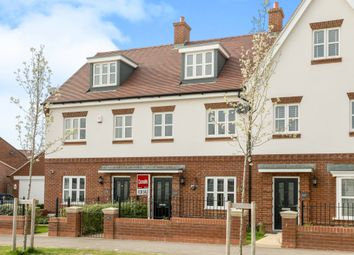 Thumbnail 3 bed terraced house for sale in Archers Way, Amesbury, Salisbury