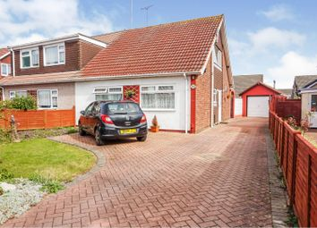 Thumbnail 3 bed semi-detached bungalow for sale in Stoke Lane, Patchway