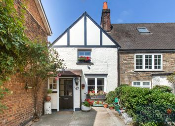 Thumbnail 2 bed cottage for sale in The Burroughs, London