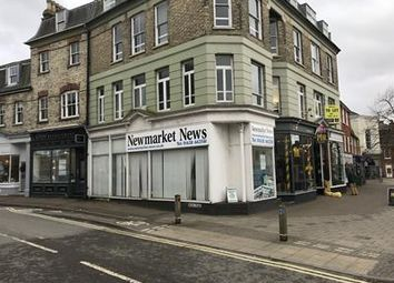Thumbnail Retail premises to let in 15 High Street, Newmarket, Suffolk
