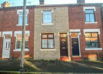 Thumbnail 2 bed terraced house for sale in Stanier Street, Fenton, Stoke-On-Trent