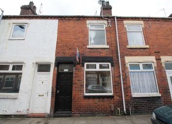 Thumbnail 2 bedroom terraced house for sale in Glendale Street, Burslem, Stoke-On-Trent
