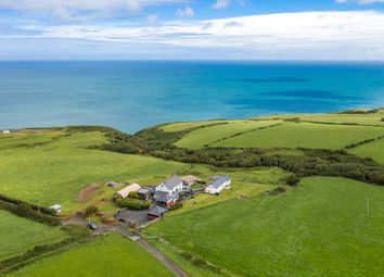 Thumbnail 8 bed detached house for sale in Nantmawr Farm, Mwnt, Ceredigion