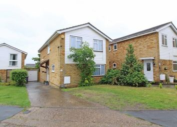 Thumbnail 4 bed detached house to rent in Halsey Drive, Hitchin
