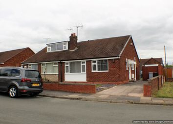 Thumbnail 2 bed bungalow to rent in Lea Ave, Crewe