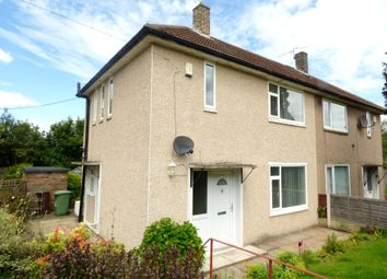 Thumbnail 2 bed semi-detached house to rent in Summerfield Road, Bramley, Leeds