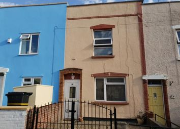 Thumbnail 3 bed terraced house for sale in Greenbank Road, Greenbank, Bristol