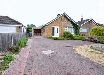 Thumbnail 3 bed detached bungalow for sale in Sykes Lane, Saxilby, Lincoln