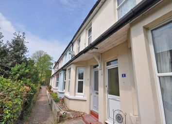 Thumbnail 3 bed terraced house for sale in Terminus Place, Hailsham