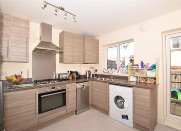 Thumbnail 3 bed town house for sale in Pinewood Close, Leybourne, West Malling, Kent