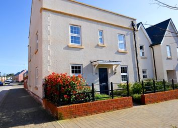 Thumbnail 4 bed detached house to rent in Dart Avenue, Topsham Road, Exeter