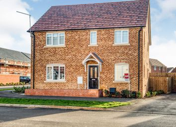 Thumbnail 1 bed maisonette for sale in Waterton Way, Bishops Tachbrook, Leamington Spa