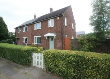 Thumbnail 3 bedroom semi-detached house to rent in Heyshaw Walk, Wythenshawe, Manchester