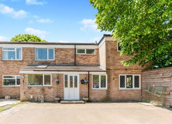 Thumbnail 4 bedroom end terrace house for sale in Mellor Close, Walton-On-Thames