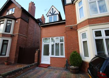 Thumbnail 1 bed property to rent in Albert Road, Wolverhampton, West Midlands