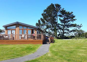 Thumbnail 2 bed detached bungalow for sale in Lodge 19 Moreton Farm, Moreton Lane, Moreton, Saundersfoot