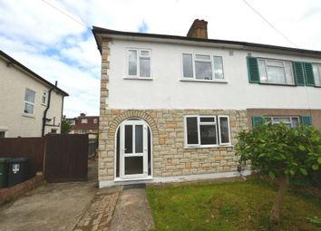 Thumbnail 3 bed semi-detached house to rent in Tudor Walk, North Watford