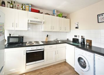 Thumbnail 4 bed flat to rent in Field Road, London