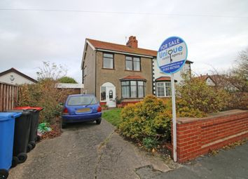 Thumbnail 3 bed semi-detached house for sale in Meadows Avenue, Thornton-Cleveleys