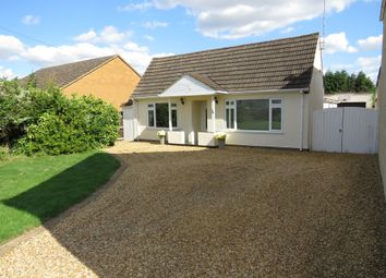 Thumbnail 3 bed detached bungalow for sale in Peterborough Road, Farcet, Peterborough