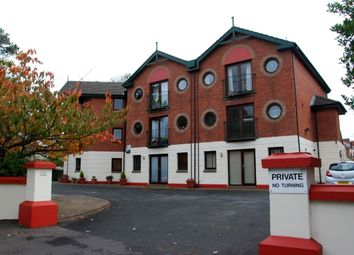 Thumbnail 2 bedroom flat for sale in North Road, Belfast