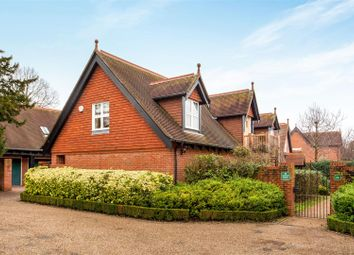 Thumbnail 2 bed flat for sale in North Frith Park, Hadlow, Tonbridge