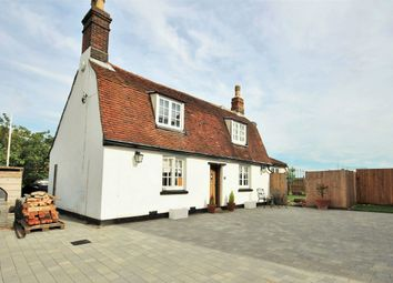 Thumbnail 3 bed detached house for sale in Bromley Road, Colchester, Essex