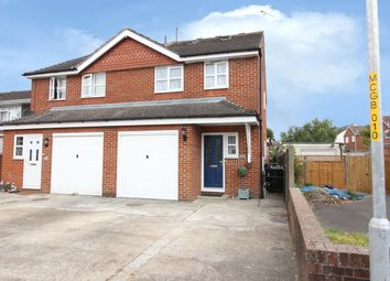 Thumbnail 4 bed semi-detached house for sale in Cudworth Road, South Willesborough, Ashford