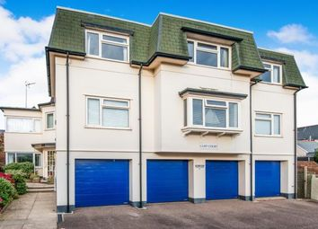 Thumbnail 2 bed flat for sale in Cliff Road, Budleigh Salterton, Devon