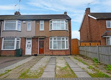 Thumbnail 3 bedroom end terrace house for sale in Crossway Road, Finham, Coventry