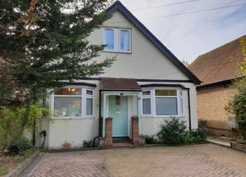 Thumbnail 4 bed detached bungalow for sale in Horseshoe Lane, Watford