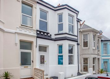 Thumbnail 3 bed terraced house for sale in Durham Avenue, Plymouth