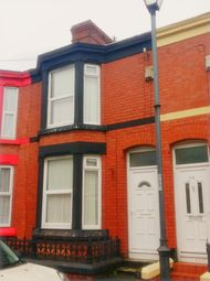 Thumbnail 3 bed shared accommodation to rent in Leopold Road, Kensington, Liverpool