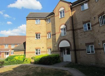 Thumbnail 2 bedroom flat to rent in Madeleine Close, Chadwell Heath, Romford